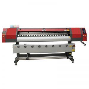 1800 mm 5113 dvojitá hlava digitální textilní tiskárna inkoustová tiskárna pro banner WER-EW1902