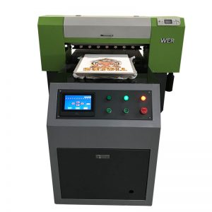 2018 nový produkt 8 barevných inkoustových tiskáren a1 6090 uv ploché tiskárny