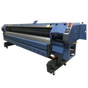 3.2m Konica 512i tisková hlava digitální vinyl flex banner solventní tiskárna / plotter / tiskový stroj WER-K3204I
