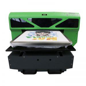 Digitální technologie TPF textilní levné přímo do oděvní tiskárny WER-D4880T