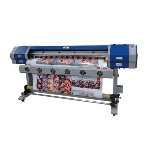 EW160 / EW160I velkoformátová dvě sublimační tiskárna DX7 pro balení do automobilů
