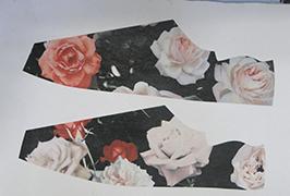 Tisk z originální kůže