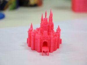 Jednorázové řešení 3D tisku