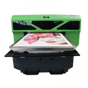 A2 velikost DTG přímo k oděvní tiskárně t shirt tiskací stroj WER-D4880T