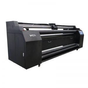 WER-E1802T 1,8 m přímo do textilní tiskárny s 2 * sublimační tiskárnou DX5