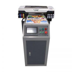 Plochá tiskárna WER-EH4880UV A2 s jednou hlavou 4880 UV LED
