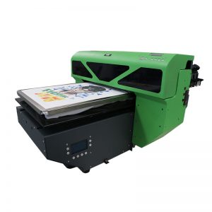UV tiskárna A4 / A3 / A2 + trička Tiskárna značky DTG, prodejci, zástupci WER-D4880T
