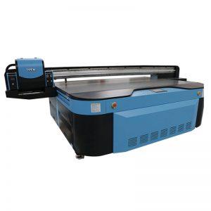 kvalitní UV plochá tiskárna pro stěnu / keramickou dlažbu / fotografie / tisk akrylu / dřeva WER-G2513UV