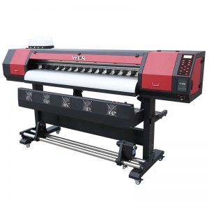 vysoce kvalitní a levné 1,8 m tiskárna s velkým formátem Smartjet dx5 1440dpi pro tisk bannerů a samolepek WER-ES1902