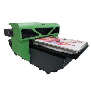 vysoce kvalitní inkoustová tiskárna a2 UV plochá tiskárna UV trička tiskárna WER-D4880T