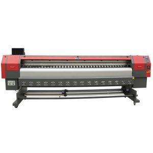 průmyslová digitální textilní tiskárna, digitální flatbed tiskárna, digitální tkanina WER-ES3202
