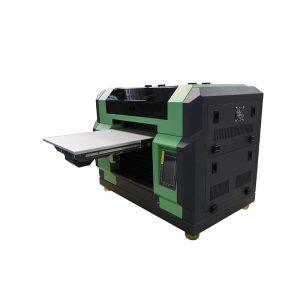 populární A3 329 * 600 mm, WER-E2000 UV, plochá inkoustová tiskárna, tiskárna pro čipové karty